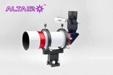 Altair 10x60mm Right Angled Illuminated Finder Scope